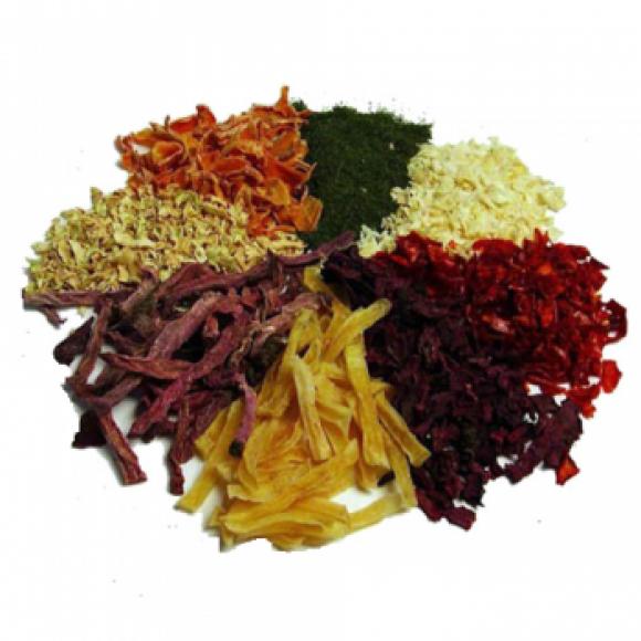 Сушенные овощи, перцы